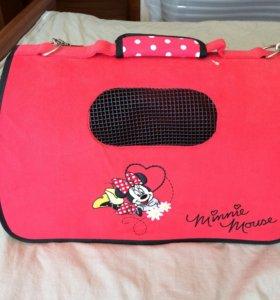 Новая сумка переноска для животных