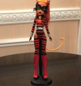Monster High Тораляй Страйп супергерои