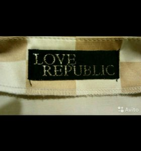 LOVE REPUBLIC платье