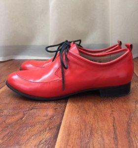 Туфли женские(нат.кожа)