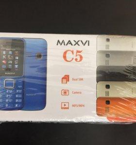 Maxvi C5 Телефон