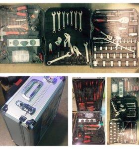 Набор ручных инструментов 186 предметов
