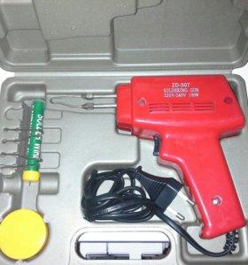 Паяльник-пистолет 100w