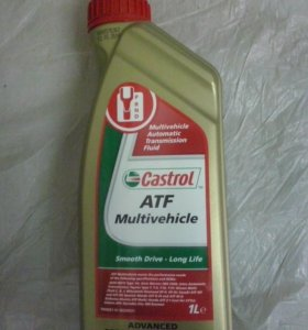 Масло АКПП Castrol ATF Multivehicle