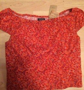 Новая блузка р.44-46