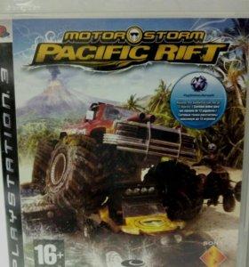 Игра Motor Storm (Pacific Rift ) (PS3)