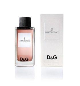 Женская Dolce&Gabbana 3 L'Imperatrice