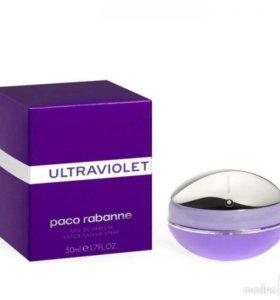 Женская Paco Rabanne Ultraviolet woman