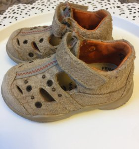 Летние туфли pepino ricosta 19