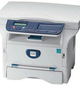 Phaser mfp 3100