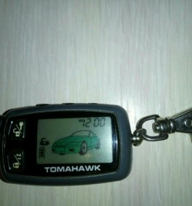 Брелок для сигнализации tomahawk TW-7010
