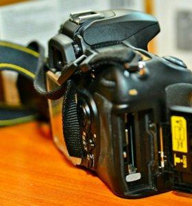 Фотокамера Nikon D200