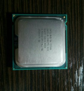Core2Duo E7500 @2.9 s775