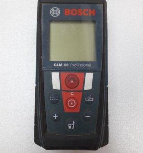 Электронная рулетка Bosch glm05