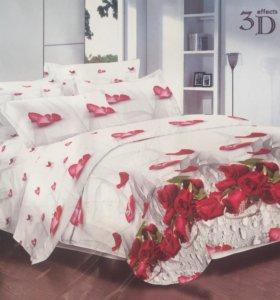 Комплект постельного белья из Иваново 2,0 спальный