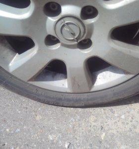 Шины Pirelli p6000 185/60 R15 б/у