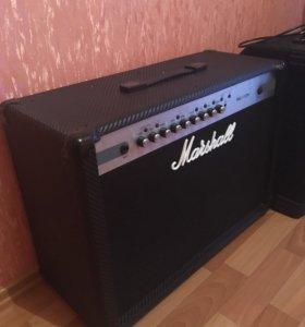 Гитарный усилитель Marshall 100вт