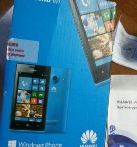 Продаю телефон huawei w1-u00
