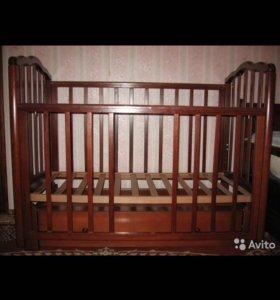 Детская кроватка Жасмин