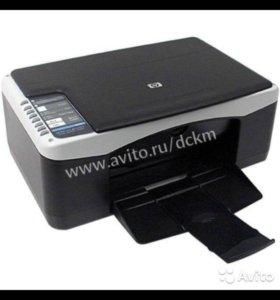 Принтер сканер копир