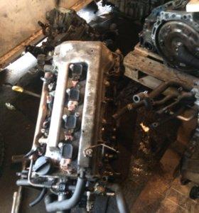 Двигатель Тойота Авенсис (1zz)