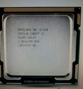 Intel i5 760 coket 1156,