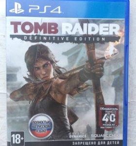 "Tomb Raider ""Definitive Edition"""