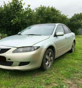 Продам Mazda 6gg