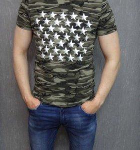 Новые мужские футболки Diesel