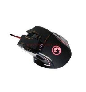 Игровая мышь Marvo G909H BK 8кн, 4 подсветки 4800