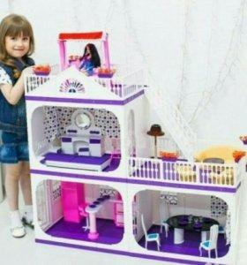 Кукольный домик для барби.