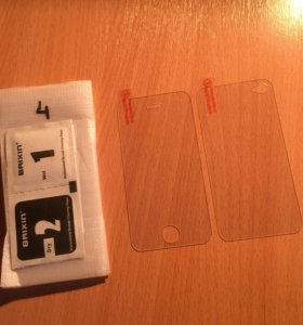 Бронестекла для iPhone 4/4s