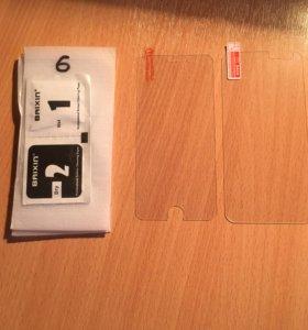 Бронестекла для iPhone 6/6s