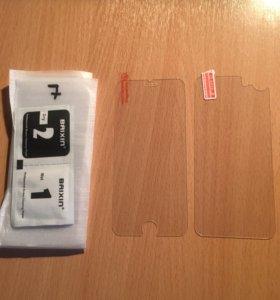 Бронестекла для iPhone 7