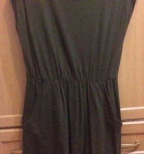 Платье H&M хлопок, 46-48