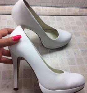 Туфли, натуральная кожа 😍