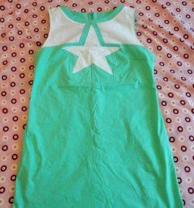 Новое платье 44р