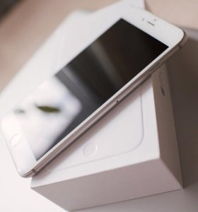 Iphone 6 plus 64 gb +чехол
