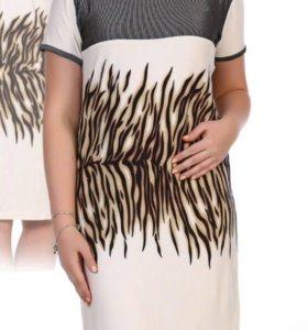 Туника-платье,50