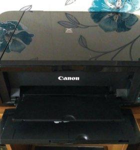 Принтер cannon 3 в 1, торг