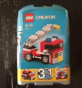 Lego Creator 6911 Mini Fire Truck