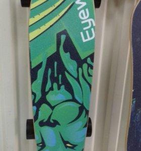 скейтборд(электроскейт) 75х20