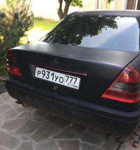 Mercedes-benz c230 kompressor 2.3mt