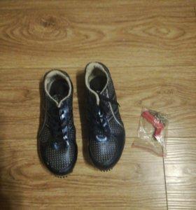 Шиповки легкоатлетические/беговые кроссовки
