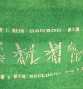 Полотенца бамбук