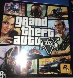игра ГТА 5 на PS4 или меняю FIFA 17