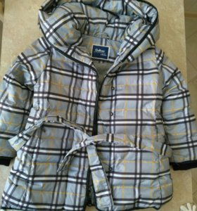 Куртка зимняя Gulliver 98 см и полукомбинезон