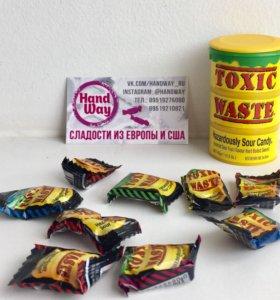 Toxic Waste Самые кислые конфеты