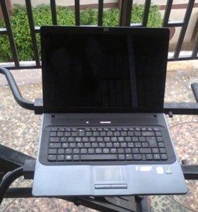 Ноутбук hp530 на запчасти