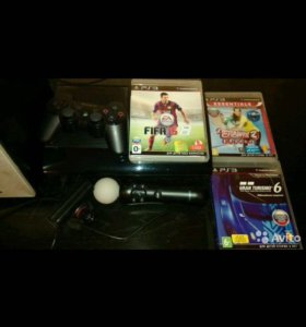 Play Station 3 Super Slim 500gb